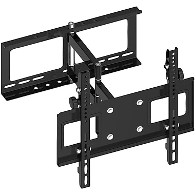 Pyleaudio® PSW770 23in. to 42in. Flat Panel Steel Solid Articulating TV Wall Mount Up to 77 lbs.