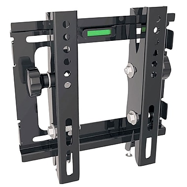 Pyleaudio® PSW445T 14in. to 37in. Flat Panel Tiltable TV Wall Mount Up to 77.2 lbs.