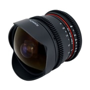 Rokinon® RK8MV-N 8mm f/3.5-22 T3.8 Cine Fisheye Lens For Nikon