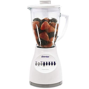 Oster® 10-Speed 5-Cup Blender, White