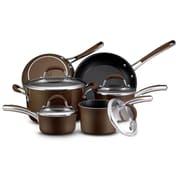 Farberware® Affiniti Nonstick Cookware Set, 12-Piece, Bronze