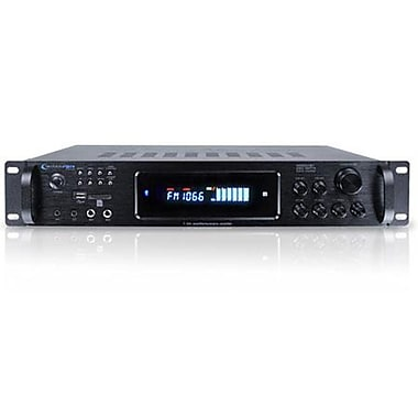 Technical Pro SC-H2502URIBT 2500 W Hybrid Amplifier With AM/FM Tuner