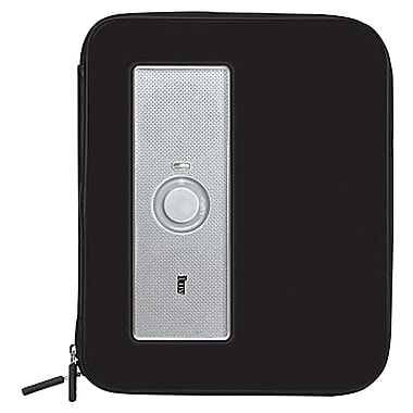 iLuv® iSP210BLK MusicPac Portable Stereo Speaker Case For iPad, Black