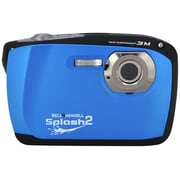 Bell & Howell® Splash2 16MP Waterproof Digital Camera With HD Video, Blue