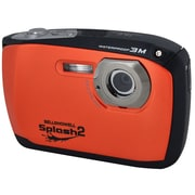 Bell & Howell® Splash2 16MP Waterproof Digital Camera With HD Video, Orange