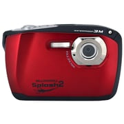 Bell & Howell® Splash2 16MP Waterproof Digital Camera With HD Video, Red