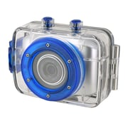 Coleman® CX5HD-S 5.0MP HD Action Waterproof Camera With Mounts And Waterproof Housing, Silver