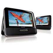 Philips PD7012/37 7 Dual Widescreen Portable DVD Player