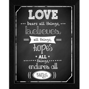 AQ1689-276  Love Endures