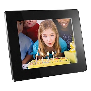 aluratek admpf108f digital photo frame with 512mb built in memory 8