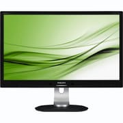 Philips Brilliance P 241P4QPYEB 24 Widescreen LED LCD Monitor, Black