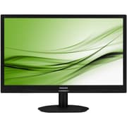 Philips Brilliance S 241S4LSB 24 Widescreen LED LCD Monitor, Black