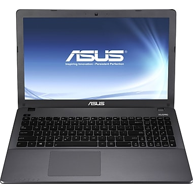 ASUSPRO ESSENTIAL P550CA XH51 - 15.6in. - Core i5 3337U - Windows 8 Pro 64-bit - 4 GB RAM - 500 GB HDD
