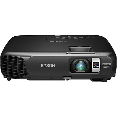 Epson® PowerLite 1262W Wireless 3LCD Projector, WXGA
