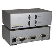 QVS® MSV102P 2 Port VGA Video Share Switch