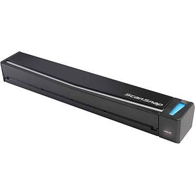 FUJITSU® Document Scanner, 11.8in.(H) x 17in.(W) x 11.8in.(D)