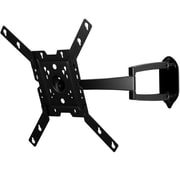 Peerless-AV® SA746P Articulating Wall Mount F/22-47 Flat Panel Display Up to 70 lbs., Matte Black