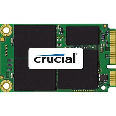 Crucial™ 480 GB 2 1/2in. mSATA Internal Solid State Drive