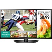 LG 47LN549E EzSign 47 1080p Commercial Widescreen LED TV, Black