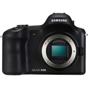 Samsung Galaxy NX Series 20.3MP Mirrorless Camera, Black