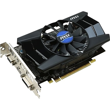 msi 1GB Plug-in Card 4600 MHz PCI Express 3.0 Graphic Card