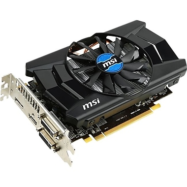 msi 2GB Plug-in Card 6500 MHz PCI Express 3.0 Graphic Card