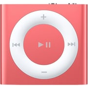 Apple iPod shuffle 2 GB Flash MP3 Player, Pink