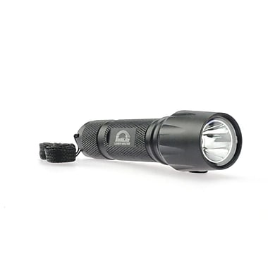 Lumen Master LED Flashlight Black