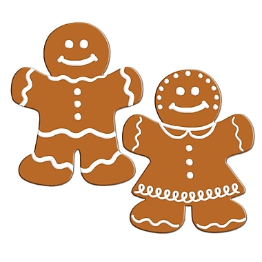 Gingerbread Cutouts, 14