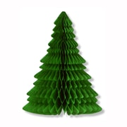 "Beistle 10"" Christmas Tree Centerpiece, 4/Pack"