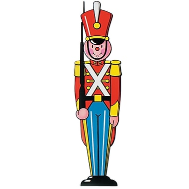 Toy Soldier Cutout, 35-1/2