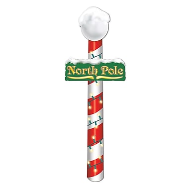 Jointed North Pole, 4' 7