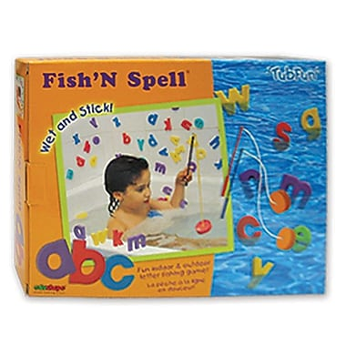 Edushape® Fish 'N Spell in Box