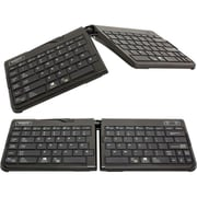 GoldTouch™ Go!2 GTP-0044W Wireless Bluetooth Mobile Keyboard, Black
