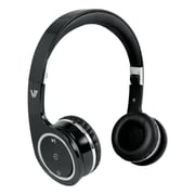 V7® HS6000 Bluetooth Wireless Headset With Microphone, Black
