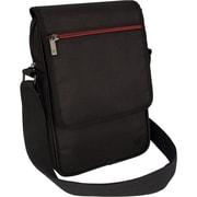 V7® Premium Messenger Bag For 8.1 Tablet, Black