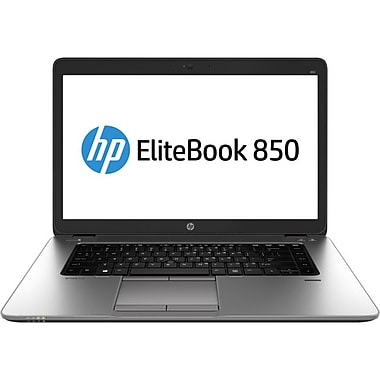 HP EliteBook 850 G1 - 15.6in.- Core i5 4200U - Windows 7 Pro64-bit / 8 Pro downgrade - 4 GB RAM - 500 GB HDD
