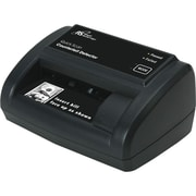 Royal Sovereign® RCD2120 Quick Scan Counterfeit Detector, Black