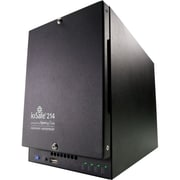 ioSafe® Fire and Waterproof 214 NAS/RAID Server