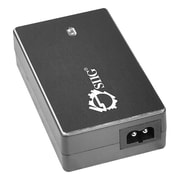 Siig® AC-PW0H12-S1 90W Ultra-Compact DC/USB Power Adapter For Most Laptops