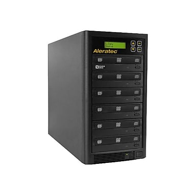 Aleratec® 260181 1:5 DVD/CD Copy Tower Stand-Alone Duplicator