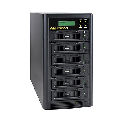 Aleratec® 350130 1:5 HDD Copy Cruiser IDE/SATA High-Speed Duplicator