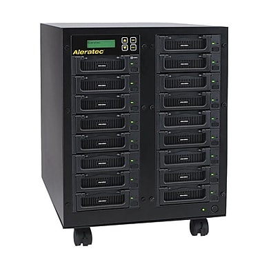 Aleratec® 350132 1:16 HDD Copy Cruiser IDE/SATA High-Speed Duplicator