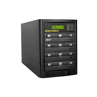 Aleratec® 260180 1:3 DVD/CD Copy Tower Duplicator