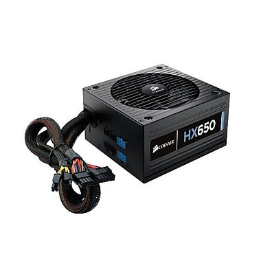 Corsair® 80 PLUS® HX650 ATX 650 W Power Supply Unit