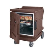 """Cambro CMBHC1826LTR-194, 31"""" Half-Height Hot/Cold Food Holding Cabinet w/ Security - Camtherm, Granite Sand"""