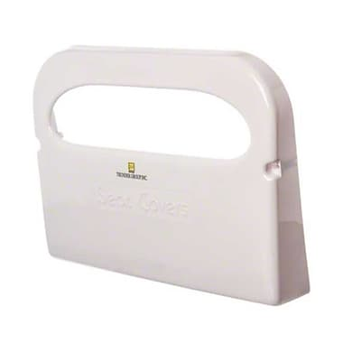 Thunder Group PLTSCD3812, White Half Fold Toilet Seat Cover Dispenser