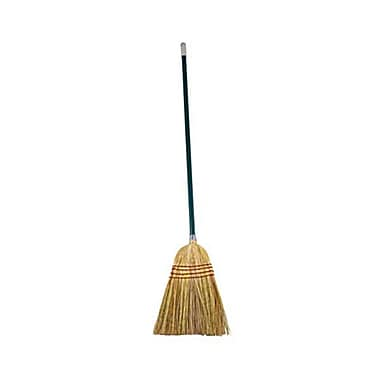 Update International CBRM-55, 55in. Metal Handle Corn Broom