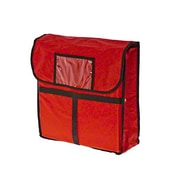Update International PIB-18, 18 x 18 Insulated Pizza Delivery Bag