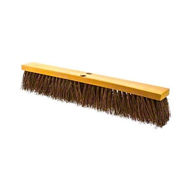 Update International SFB-24P Palmyra Fiber Push Broom Head, 24in.